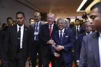 Deepening relations between Turkey and Malaysia