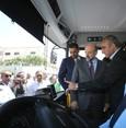 شركة تركية أردنية تطلق مشروعاً للنقل الداخلي في عمان