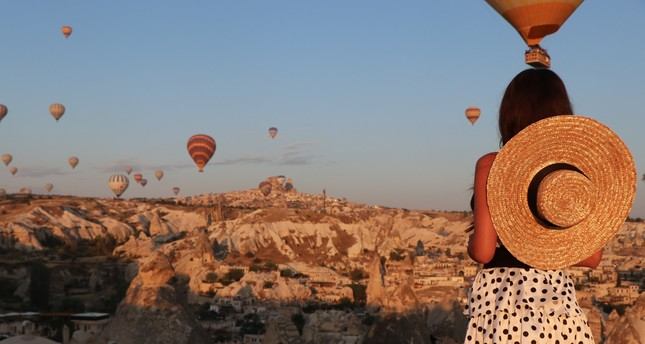 Turkey welcomed around 21.64 million tourists in the first seven months of this year – a 25 percent increase year-on-year.