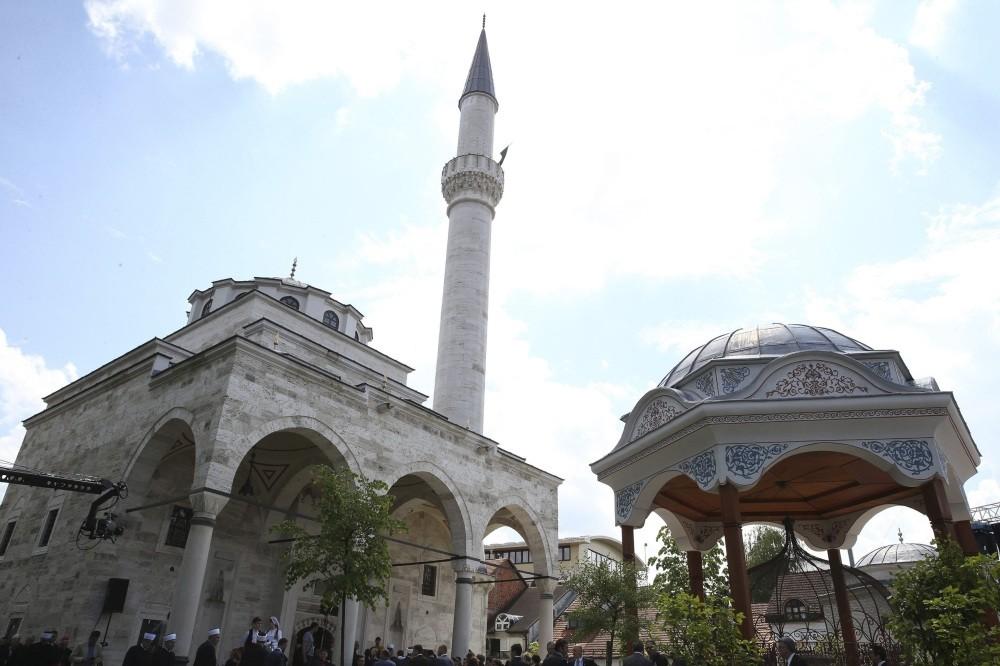 Ferhat Pasha Mosque.