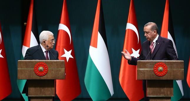 أردوغان: يجب على إسرائيل إنهاء احتلالها للأراضي الفلسطينية