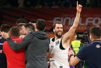 CSKA Moscow claims 8th Turkish Airlines Euroleague title