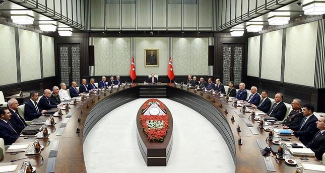 مجلس الأمن القومي التركي يوصي بتمديد حالة الطوارئ في البلاد