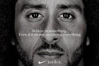 Nike shares fall as Kaepernick ad spurs boycott campaign