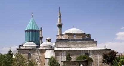Highest interest in Rumi from Far East