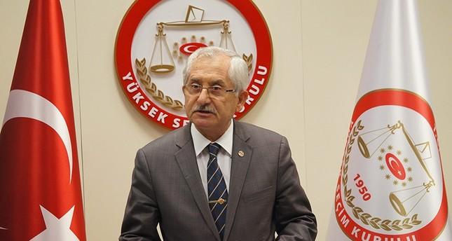 تركيا: رئيس العليا للانتخابات يؤكد صحة عمليات التصويت