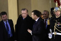 Ankara's efforts to rejuvenate its European diplomacy