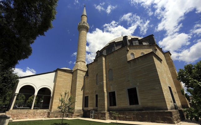 The mosque was built during Mimar Sinan's apprenticeship. It is located in central Tekirdağ and has undergone many restorations over time. The most comprehensive renovation took place between 1840 and 1841 during the reign of Sultan Abdülmecid.