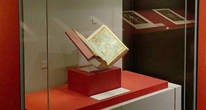 One of first printed Ottoman books on display in Dublin
