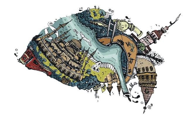Sevda Kaçtı's Istanbul, My Heart