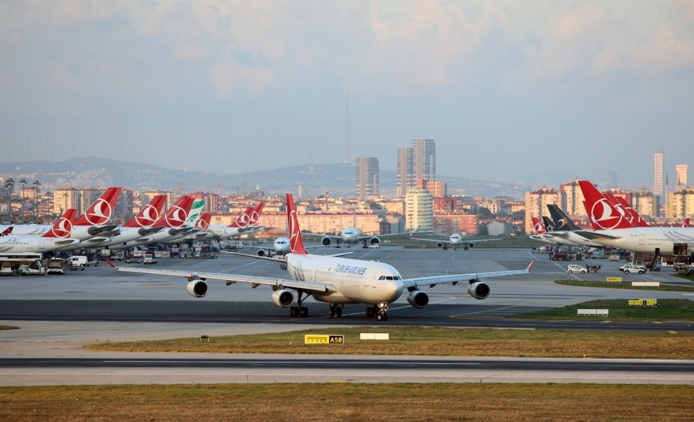 Turkish Airlines carried 43.2 million passengers from January to July this year.