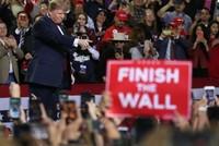 Trump's border wall and lost children