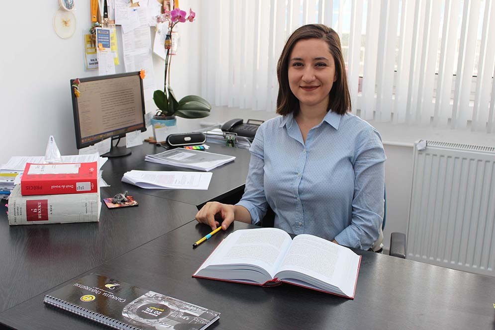 Ceren Damar, a 27-year-old research assistant at u00c7ankaya Universityu2019s law department in Turkey, was violently killed in cold blood by a student in her own office.