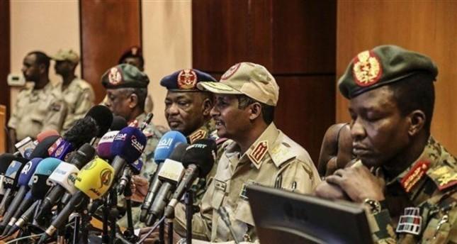 المجلس العسكري السوداني يحمل قوى الحرية والتغيير مسؤولية أي روح تزهق في تظاهرات الغد