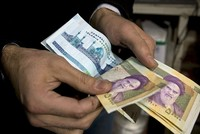 Iranian rial crashes to record low, passing 50,000 mark