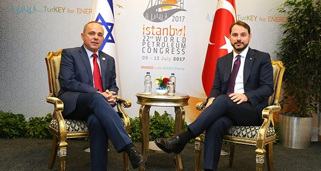 Israel hopes to conclude gas pipeline deal with Turkey by end of year