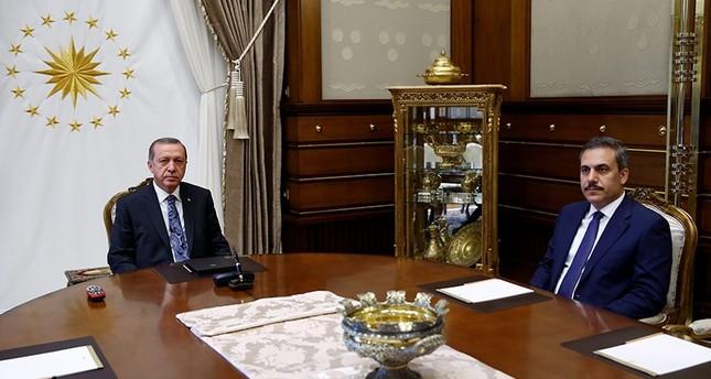 خطط لفصل جهاز الاستخبارات التركي لوكالتين للمهام الداخلية والخارجية