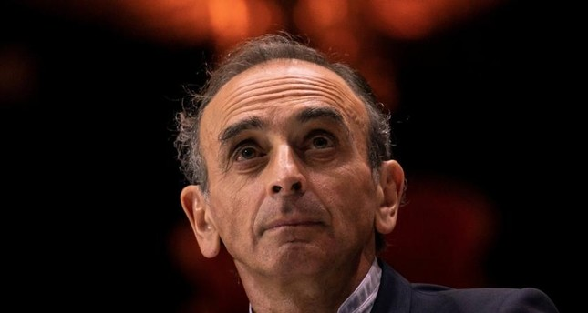 Far-right figure Zemmour fined for anti-Islam remarks