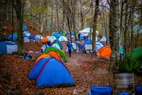 Looking for a new camp site? Give Dumanlı Plateau a try