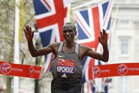 The current top long-distance runners will clash in the German capital Sunday with a trio, spearheaded by Olympic champion Eliud Kipchoge, threatening the world record at the Berlin Marathon....