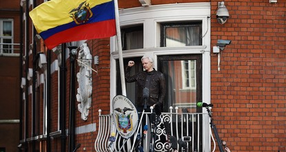 pWikiLeaks founder Julian Assange hailed Friday's decision by Swedish prosecutors to drop a rape investigation as a victory, but claimed he was the victim of terrible injustice./p