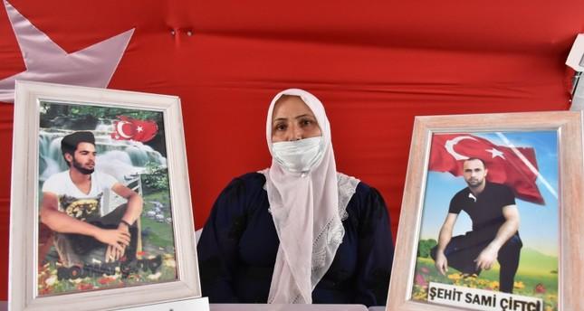 أمهات ديار بكر يواصلن اعتصامهن لليوم الـ300