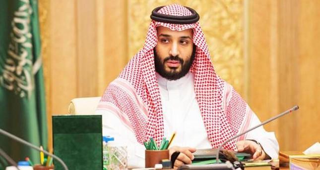 ولي ولي العهد السعودي يتوجه إلى أمريكا في زيارة للقاء ترامب