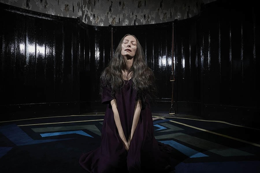 Tilda Swinton in ,Suspiria.,