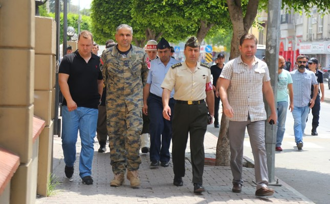 US rejects asylum to Incirlik base commander detained for complicity in failed coup attempt
