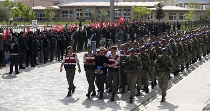 General, 30 others sentenced to life for FETÖ's coup attempt