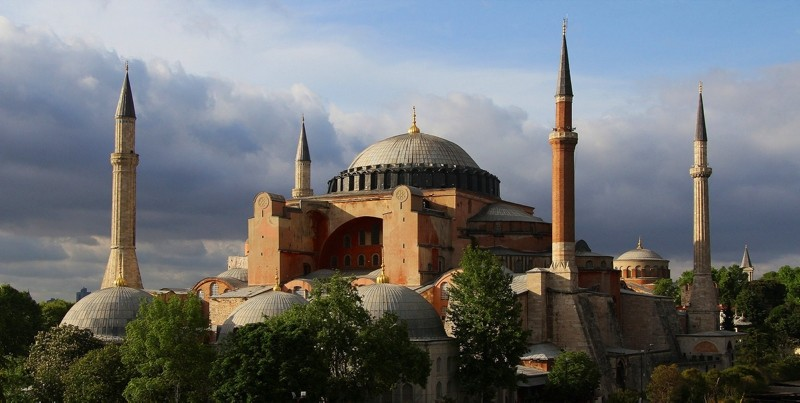 Hagia Sophia might be converted to a mosque, Erdoğan says