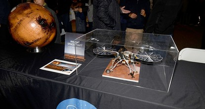 NASA to send mini helicopter to Mars as first aircraft in other planets