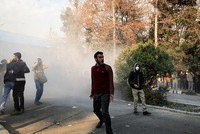 Two protesters killed during protests in western Iran