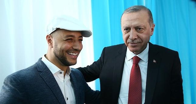 ماهر زين يحيي فعاليات غنائية في إسطنبول ويشيد بدعم أردوغان لمسلمي العالم
