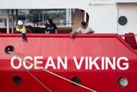 """Ocean Viking: Italien lässt 182 Flüchtlinge an Land"