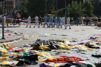 9 sentenced to life for each victim of 2015 Ankara bombings, worst Daesh attack in Turkey