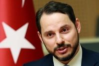 براءت ألبيراق - وزير الخزانة والمالية التركي