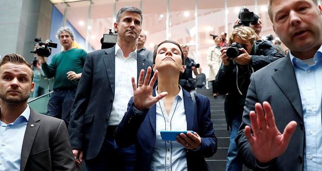 Petry kehrt AfD-Fraktion den Rücken