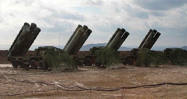 الدفاع التركية تعلن بدء التدريب على استخدام إس400 الروسية