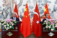 FM Çavuşoğlu underlines stronger security, economic ties with China