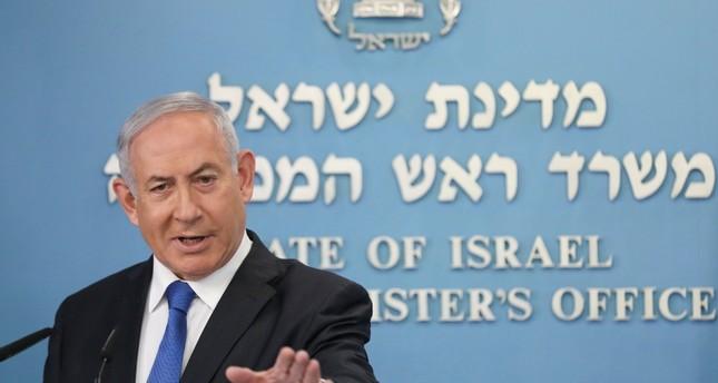 نتنياهو يعلن أن إسرائيل لن تمانع بيع واشنطن أسلحة متطورة للإمارات