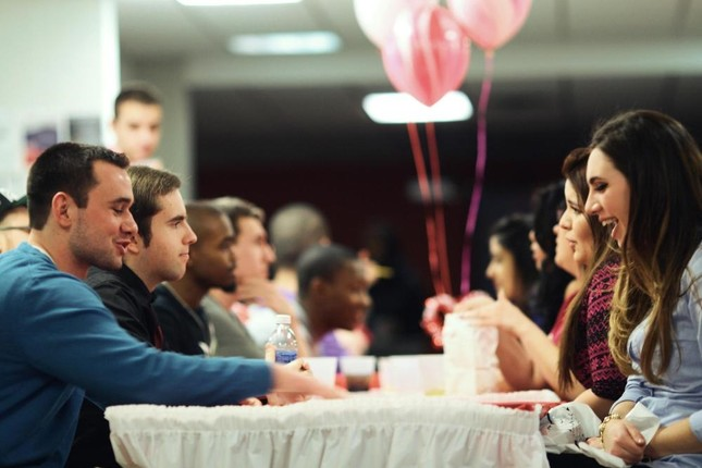 Speed dating events istanbul