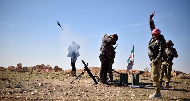 السوري الحر يقطع الطريق أمام تمدد ب ي د من منبج إلى الباب