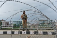 Kashmir on lockdown during Eid as well over India's protest fears