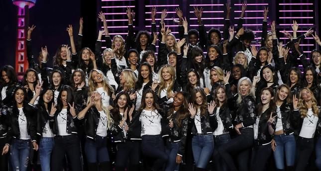 Victoria's Secret Fashion Show hits China amid political controversy
