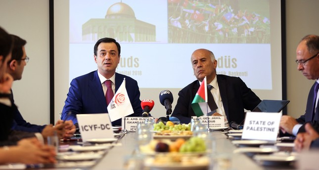 إسطنبول.. توقيع بروتوكول إعلان القدس عاصمة للشباب خلال 2018