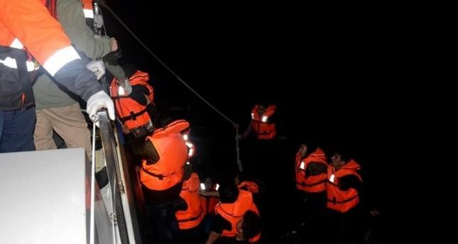 خفر السواحل التركي ينتشل جثث 5 مهاجرين قبالة سواحل أدرنة