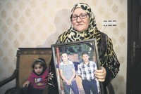 Kurdish woman hangs on to life in Turkey after losing sons to YPG