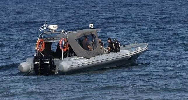 12 ضحية على الأقل في غرق مركب على متنه نحو 50 مهاجرا قبالة سواحل اليونان