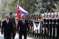 Главы Минобороны Турции и РФ провели переговоры